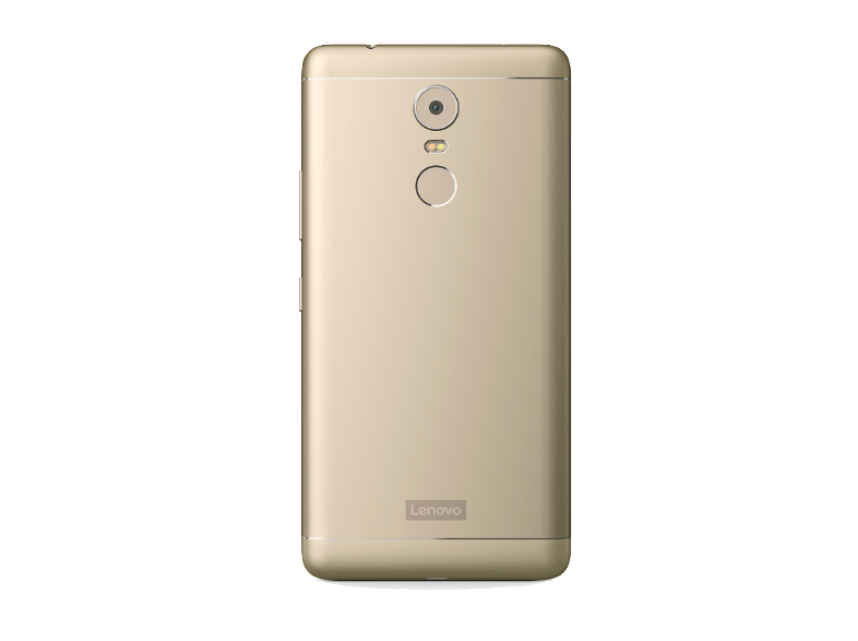 LENOVO K6 Note Gold android smartphone