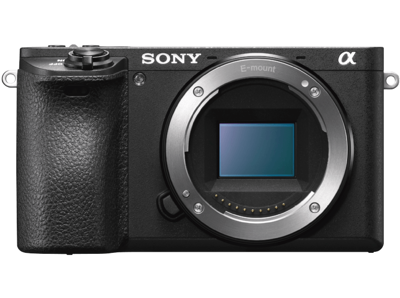 SONY ILCE 6500 Body mirrorless cameras