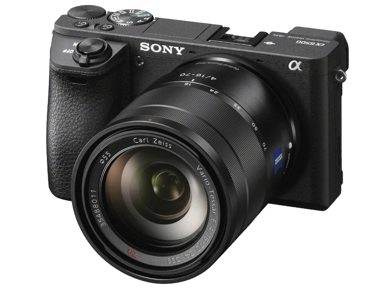 SONY Alpha 6500 με φακό 16-70 mm - (ILCE-6500ZBDI) mirrorless cameras