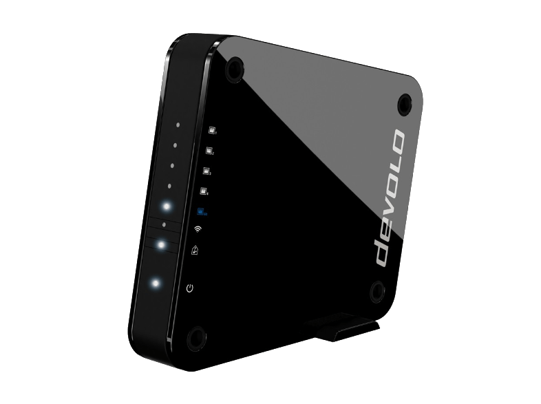 DEVOLO GigaGate Expansion - (09980) access point  router  range extender  switch