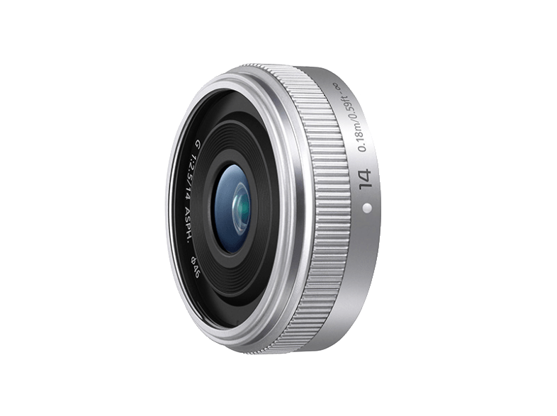 PANASONIC Lumix G 14mm / F2.5 II ASPH - (Η-H014AE-S) φακοί mirrorless