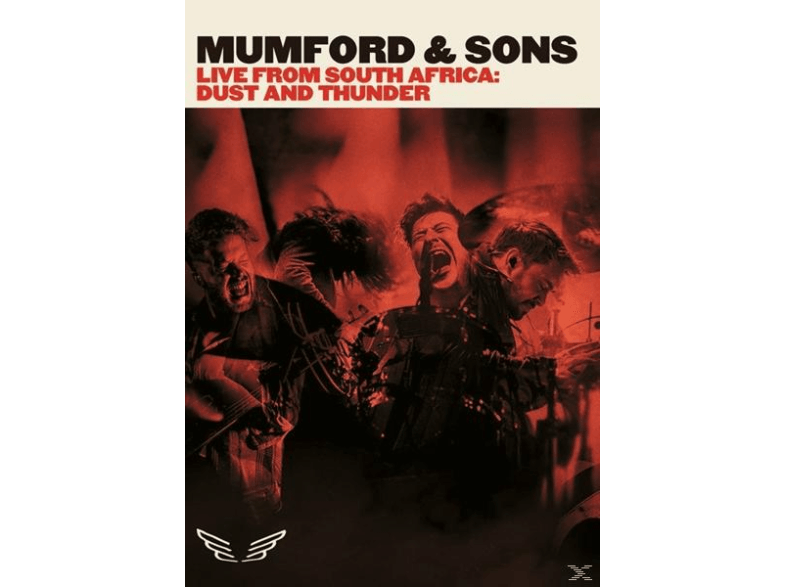 MINOS EMI Live In South Africa: Dust And Thunder dvds