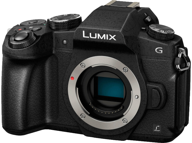 PANASONIC Lumix DMC-G80 EG-K Body mirrorless cameras