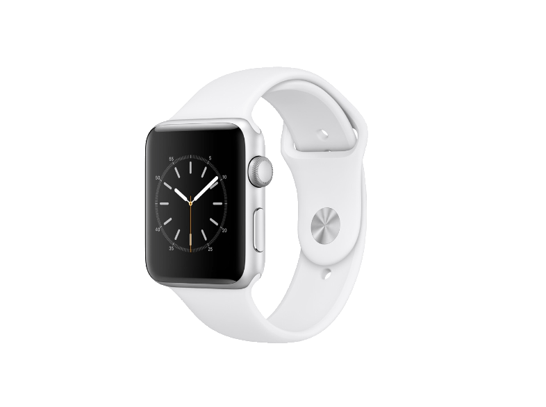 APPLE Watch Series 2 42mm Silver - (MNPJ2GK/A) smartwatches