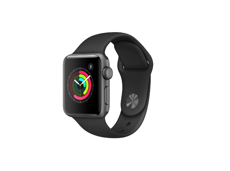 APPLE Watch Series 2 38mm Space Grey - (MP0D2GK/A) smartwatches