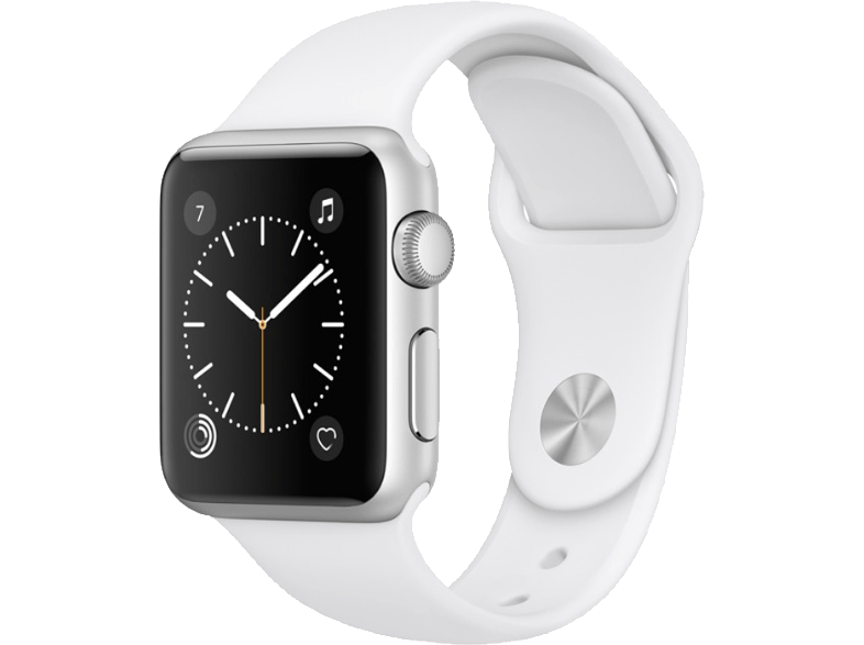 APPLE Watch Series 1 38mm Silver Aluminium - (MNNG2GK/A) smartwatches