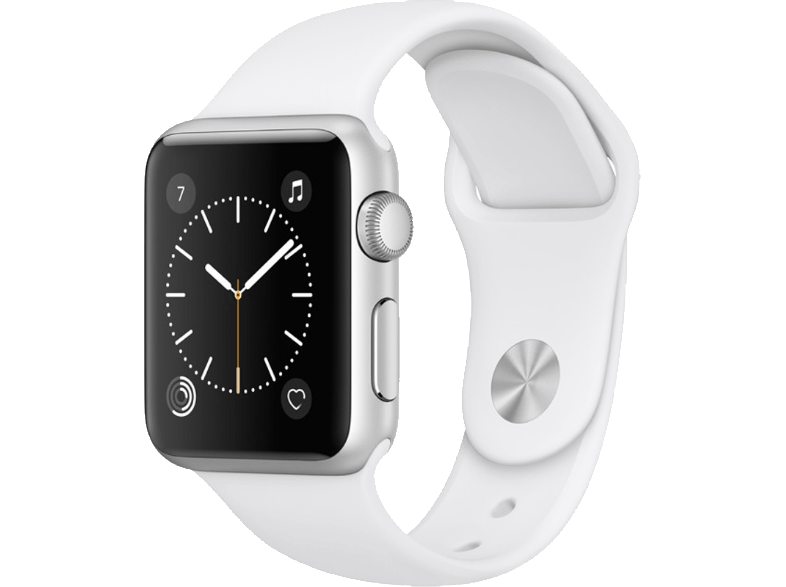 APPLE Watch Series 1 42mm Silver Aluminium - (MNNL2GK/A) smartwatches