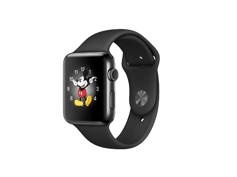 APPLE Watch Series 2 42mm Space Black SS - (MP4A2GK/A) smartwatches