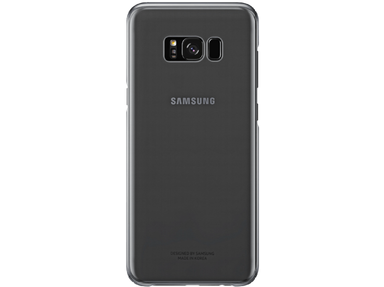 SAMSUNG Clear Cover Black - (EF-QG950CBEGWW) θήκες  μεμβράνες samsung