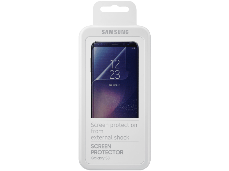 SAMSUNG Screen Protector Transparent - (ET-FG950CTEGWW) θήκες  μεμβράνες samsung