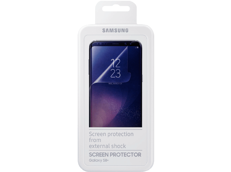 SAMSUNG Screen Protector Transparent - (ET-FG955CTEGWW) θήκες  μεμβράνες samsung