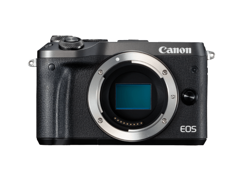 CANON EOS M6 Body Black mirrorless cameras