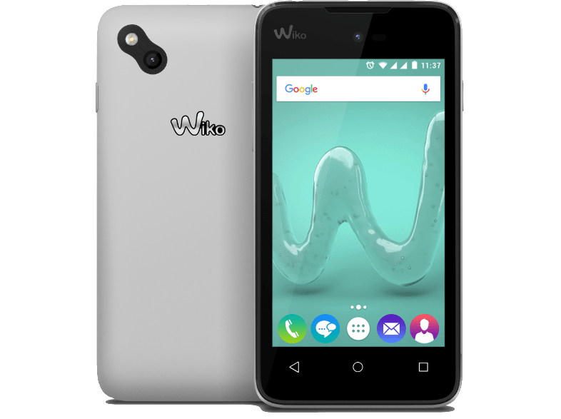 WIKO Sunny White android smartphone