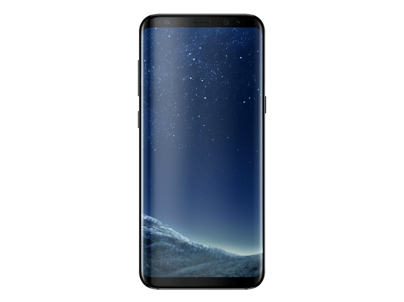 SAMSUNG Galaxy S8 Black android smartphone