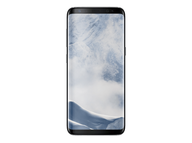 SAMSUNG Galaxy S8 Plus Silver android smartphone