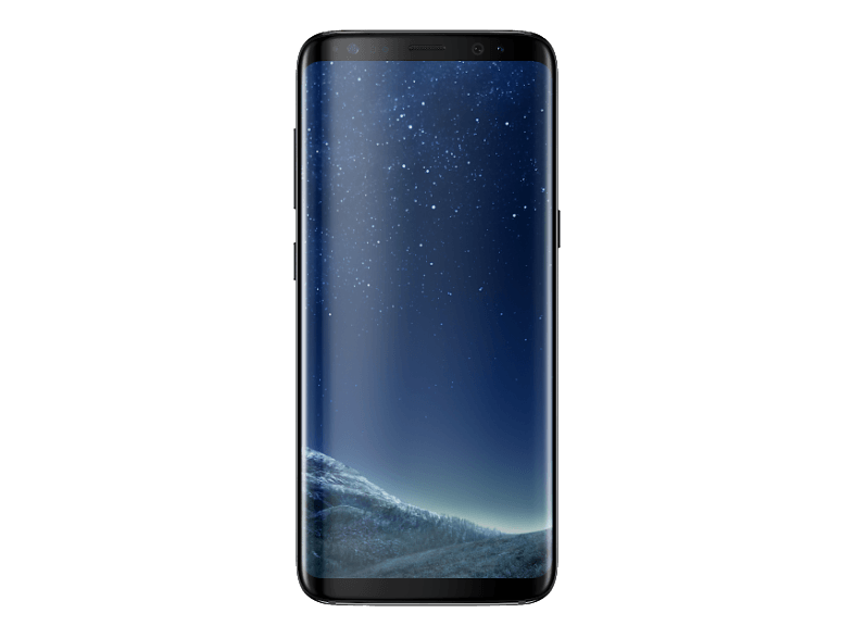 SAMSUNG Galaxy S8 Plus Black android smartphone