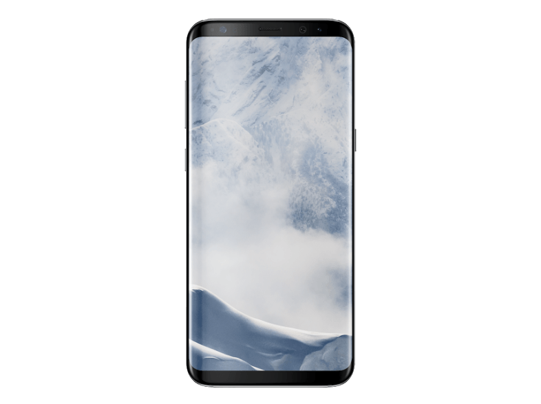 SAMSUNG Galaxy S8 Silver android smartphone