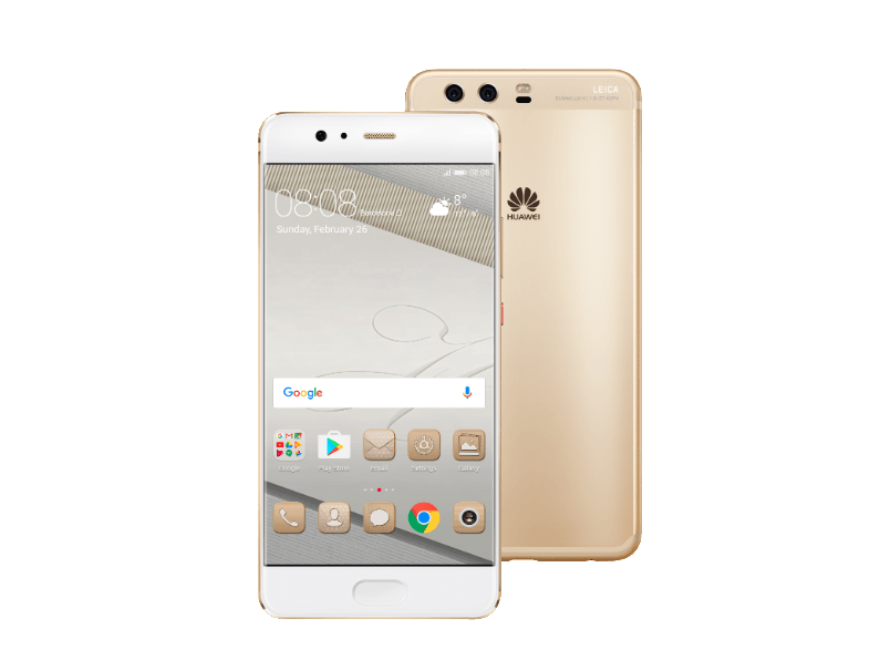 HUAWEI P10 Plus Gold android smartphone