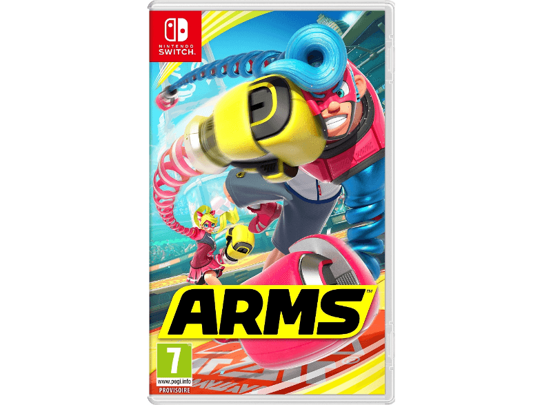 NINTENDO SW Arms switch games