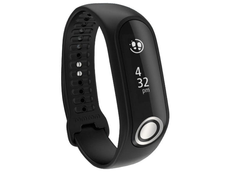 TOM-TOM Touch + Body Composit Black/ Small activity trackers
