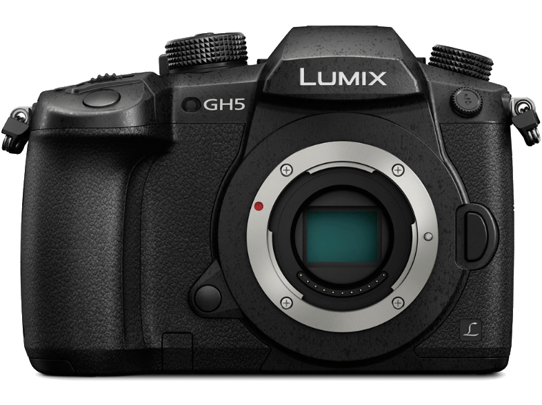 PANASONIC DC GH 5 K Body mirrorless cameras