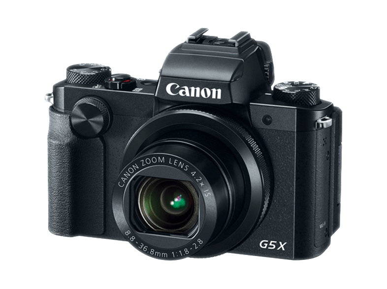 CANON Powershot G5 X compact cameras