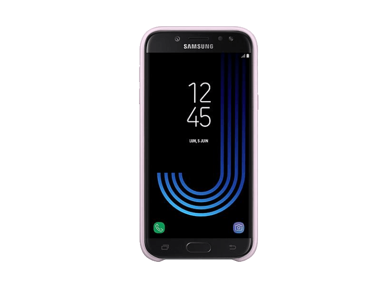 SAMSUNG Dual Layer Cover J5 2017 Pink
