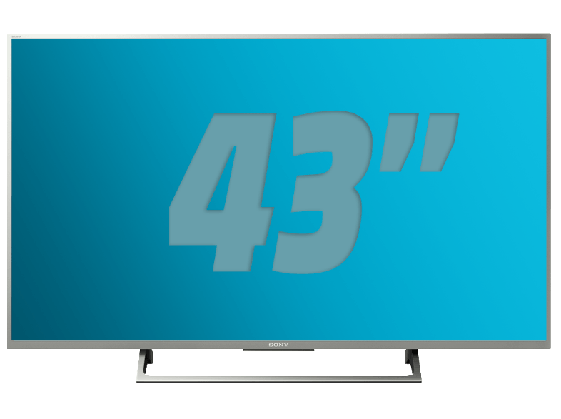 SONY KD-43XE7077SAEP smart tv