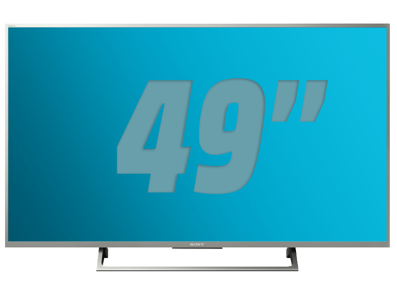 SONY KD-49XE7077SAEP smart tv