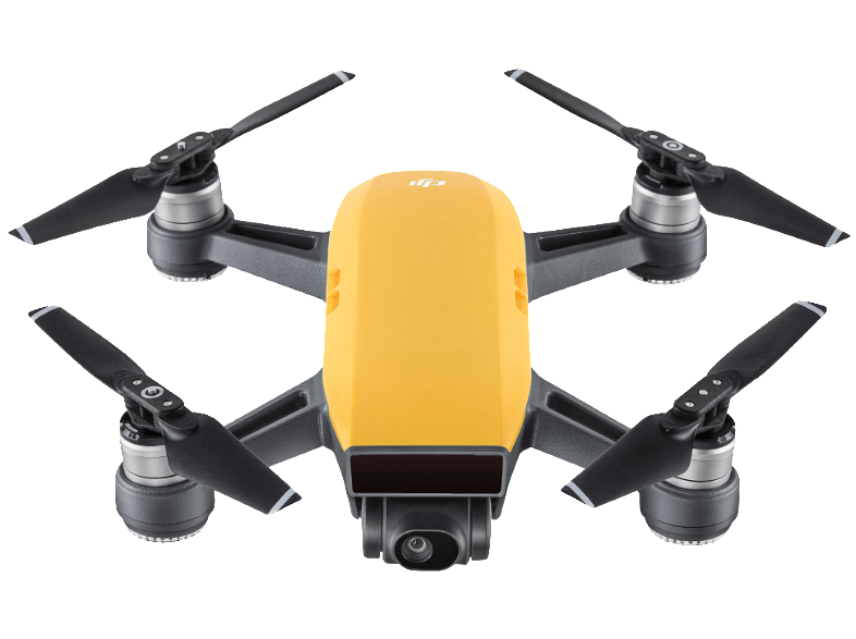 DJI Spark Sunrise Yellow drones