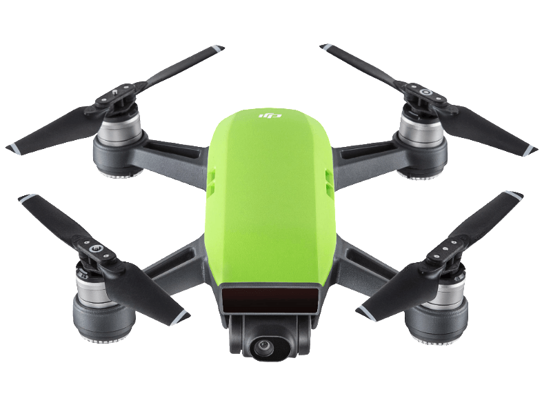 DJI Spark Meadow Green drones