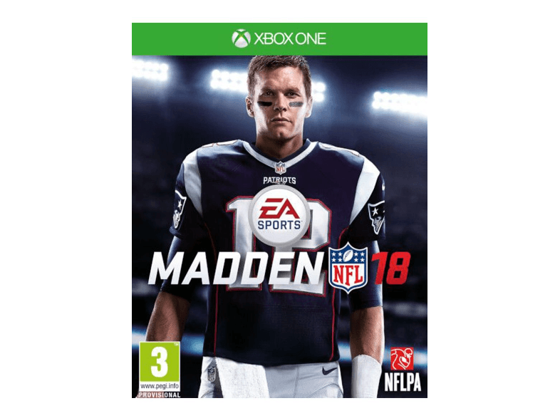 EA Madden NFL 18 xbox one games