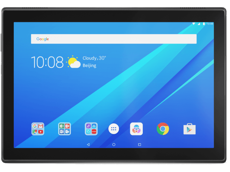 LENOVO Tab 4 10 HD Black Wi-Fi (X304F) android tablet