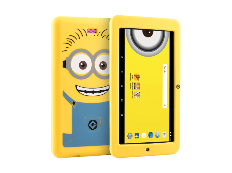 "ESTAR Themed 7"" - Minions android tablet"