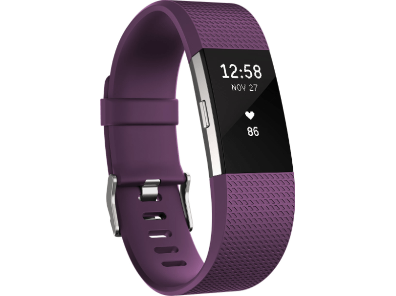 FITBIT Charge 2 purple Plum Large - (FB407SPML-EU) activity trackers