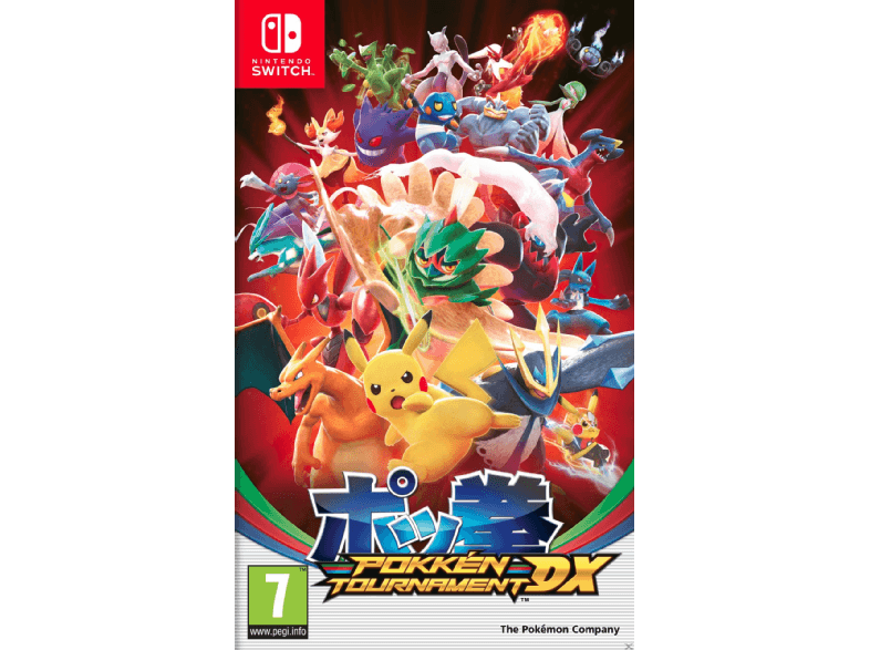 NINTENDO SW Pokken Tournament DX switch games