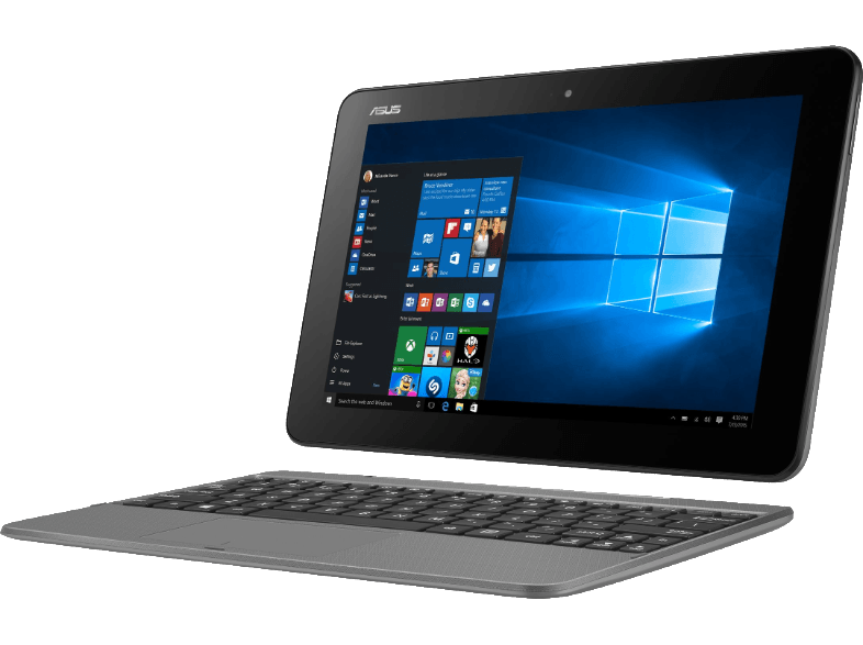 ASUS Transformer Book T101HA-GR030T Quad Core Intel Atom X5-Z8350 / 4GB / 128GB 2in 1   ultrabook