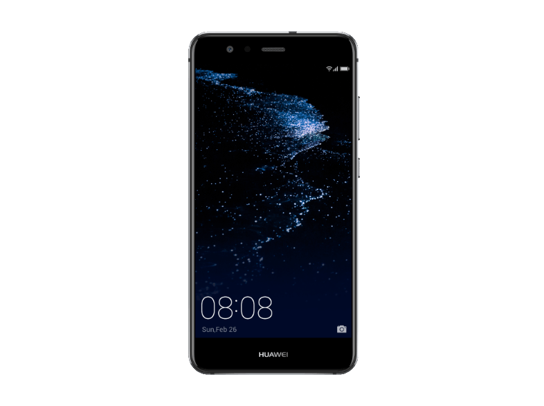 HUAWEI P10 Lite Black μαζί με τσάντα Polo android smartphone