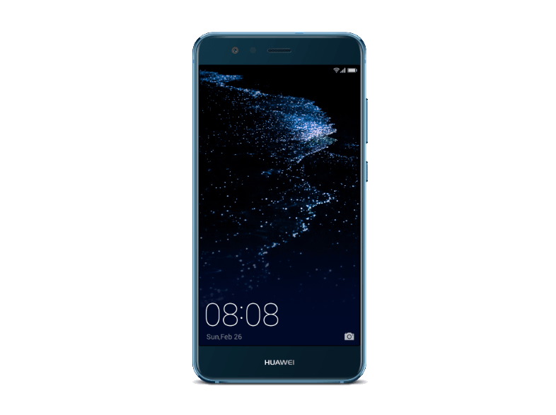 HUAWEI P10 Lite Blue μαζί με τσάντα Polo android smartphone