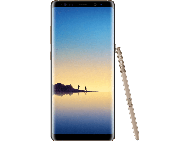 SAMSUNG Galaxy Note8 64GB Gold android smartphone