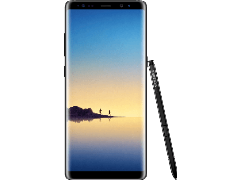 SAMSUNG Galaxy Note8 64GB Black android smartphone