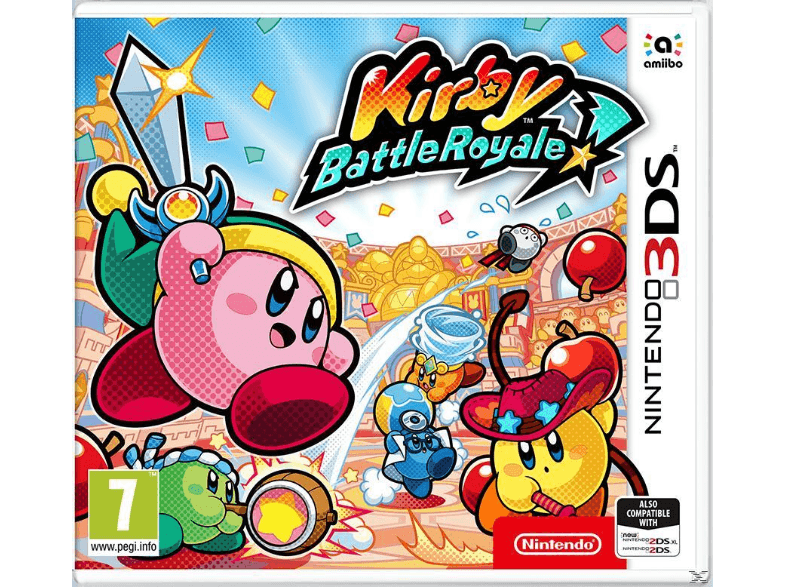 NINTENDO SW Kirby Battle Royale games 2ds  3ds