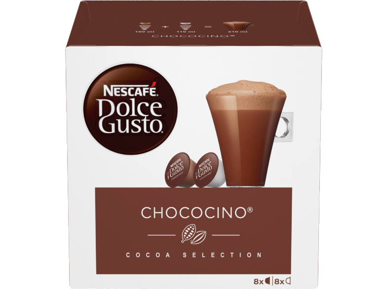 DOLCE GUSTO CHOCOCINO κάψουλες dolce gusto
