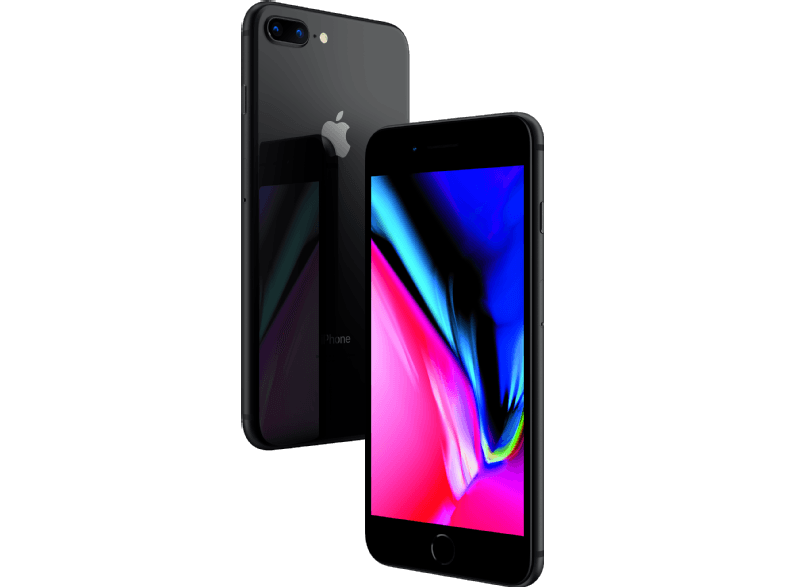 APPLE iPhone 8 Plus 256GB Space Gray apple