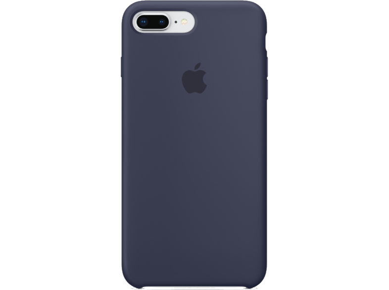 APPLE Θήκη iPhone 8 /7 Plus Silicone Midnight Blue θήκες μεμβράνες apple