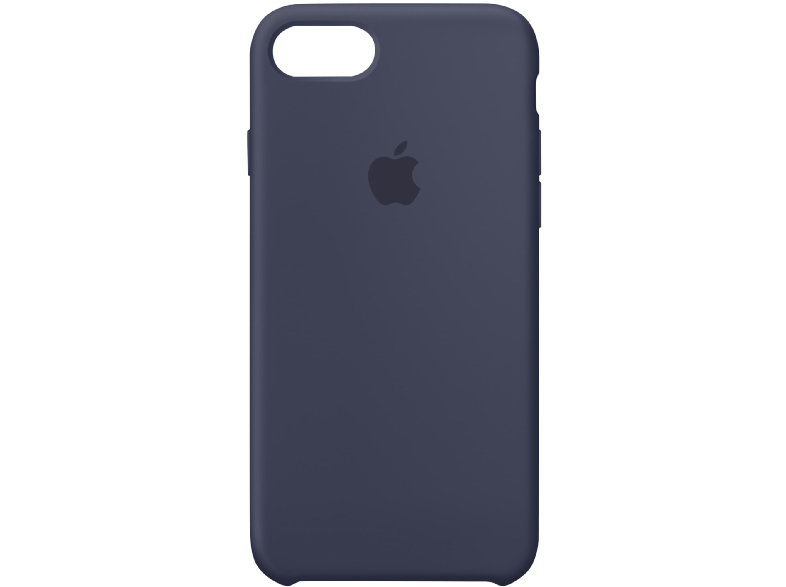 APPLE Θήκη iPhone 8/7 Silicone Midnight Blue θήκες μεμβράνες apple
