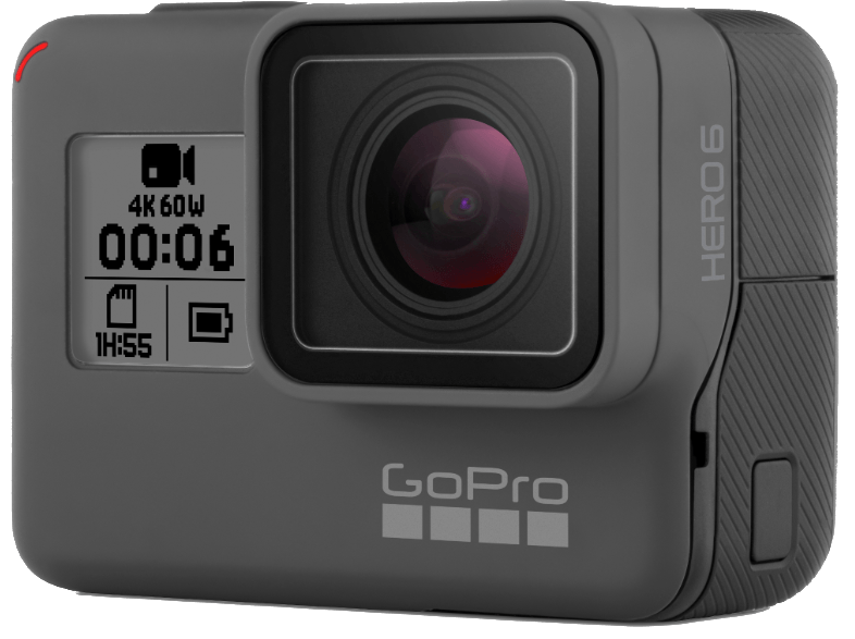 GOPRO HERO6 Black cameras