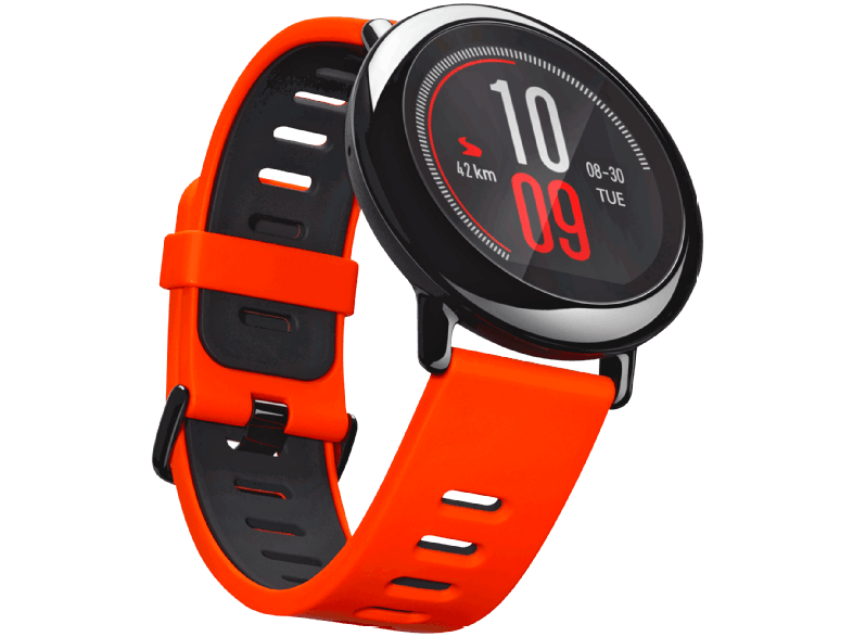 XIAOMI Amazfit PACE Red smartwatches