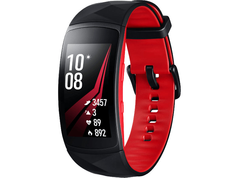 SAMSUNG Gear Fit 2 Pro Red Small activity trackers