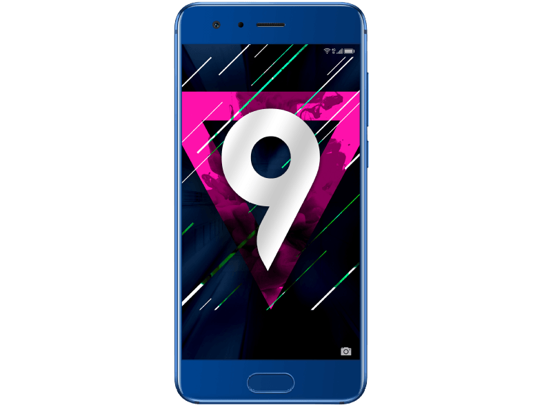 HONOR 9 Blue android smartphone